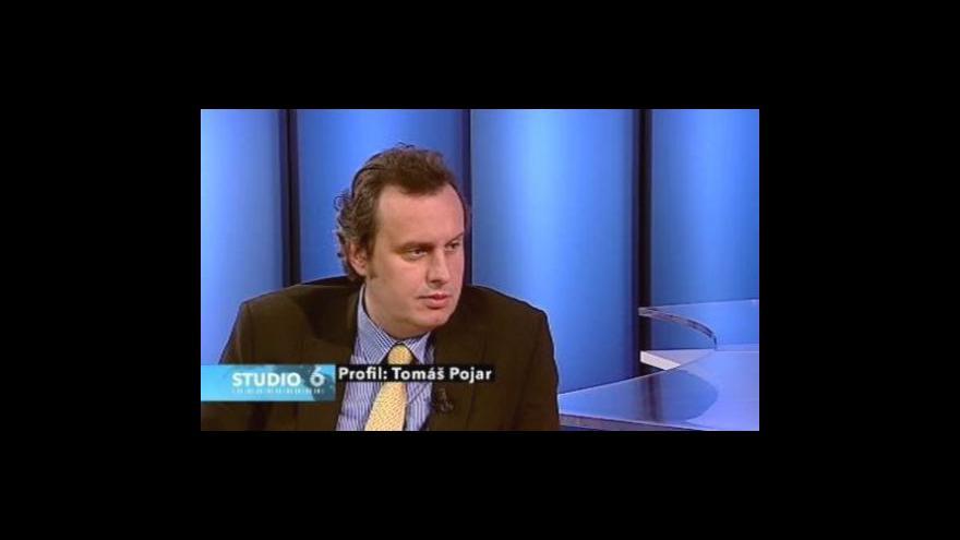 Video Rozhovor s Tomášem Pojarem
