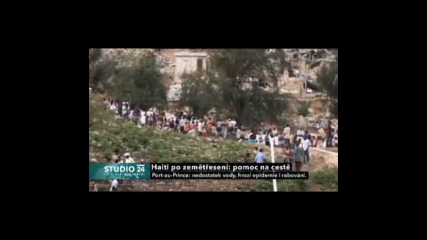 Video Rozhovor s Rosou Šimberskou z organizace UNICEF