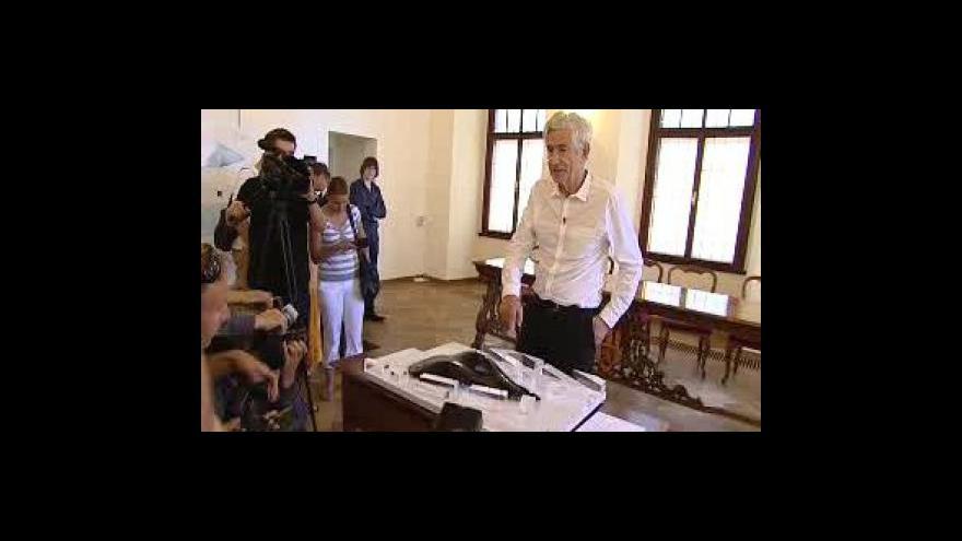 Video Reportáž P. Šuleře a M. Kubaše