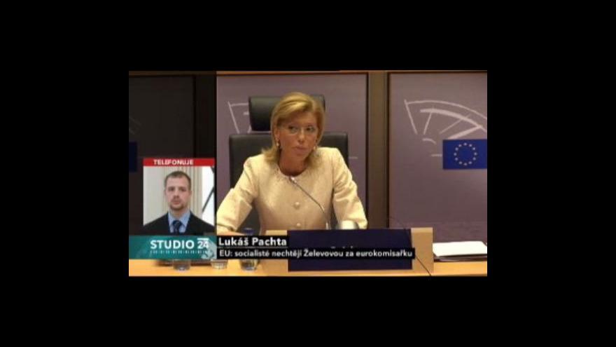 Video Rozhovor s analytikem Lukášem Pachtou