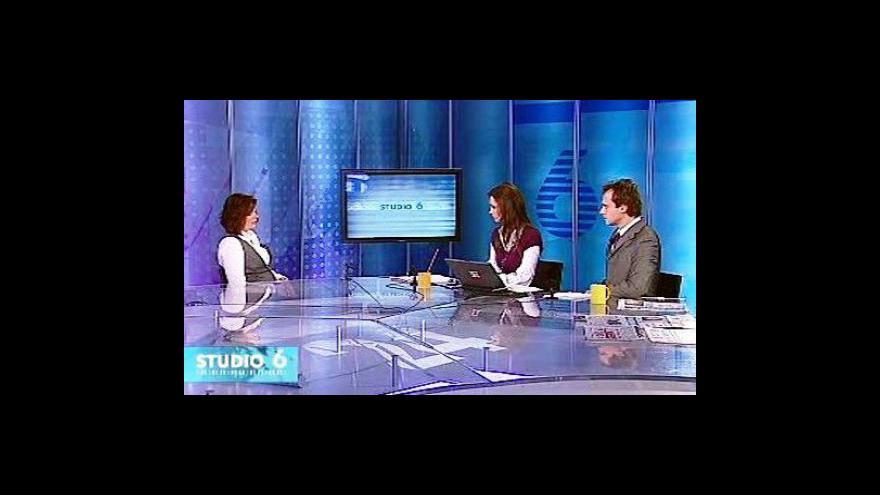Video Rozhovor s Ondřejem Rédou a Petrou Harantovou