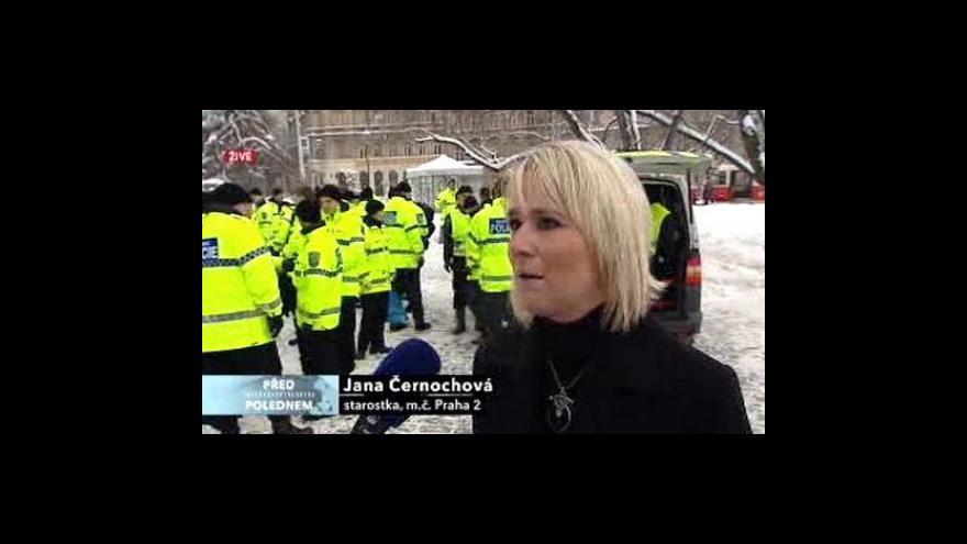 Video Rozhovor se starostkou Prahy 2 Janou Černochovou
