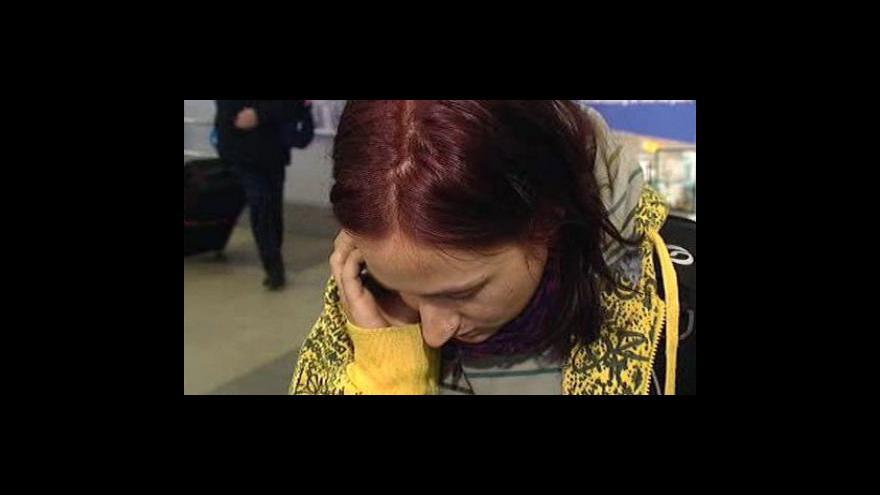 Video Eva Nováková je zpátky v Česku