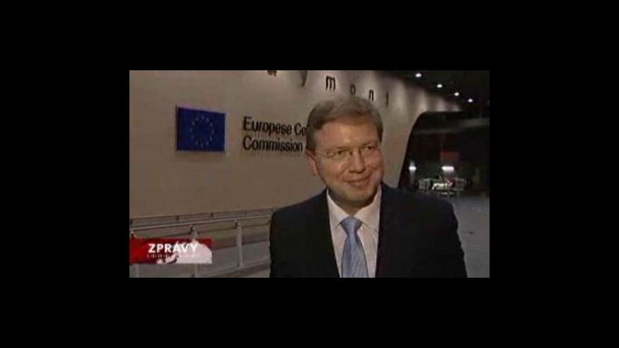 Video V Evropském parlamentu pokračuje představování kandidátů na eurokomisaře
