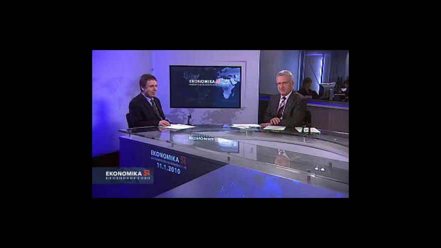 Video Rozhovor s Petrem Korbelem, šéfredaktorem Profitu