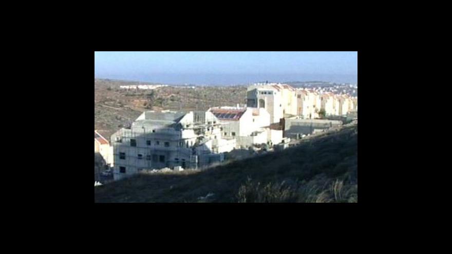 Video Zatčení Češky v Izraeli