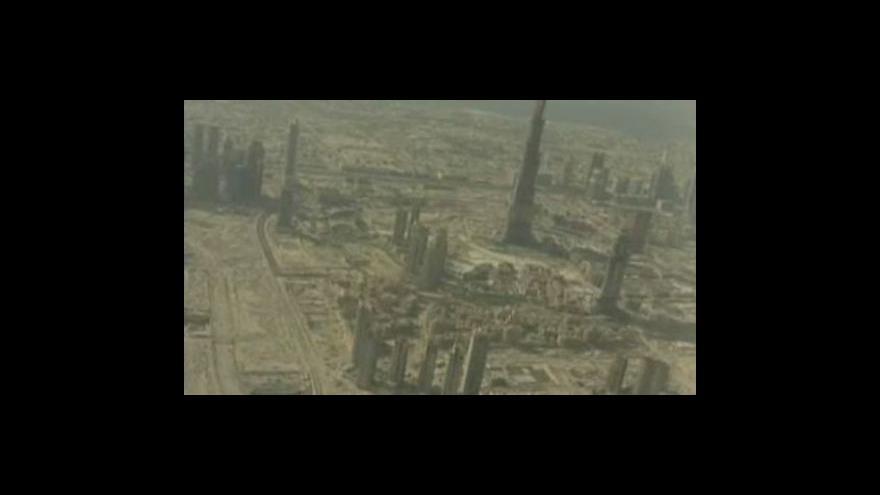 Video Česká stopa v Dubaji