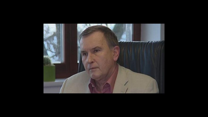Video Rozhovor s Jiřím Vorlíčkem, ředitelem MOÚ
