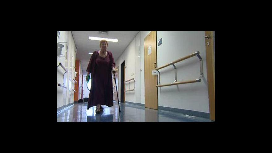 Video Marcela Kozderová o své nemoci
