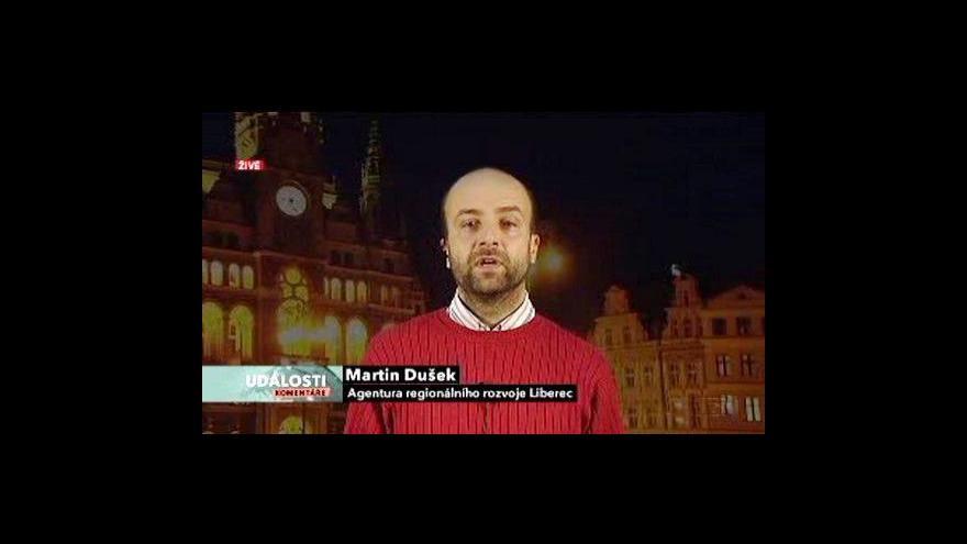 Video Rozhovor s ekologem Martinem Duškem