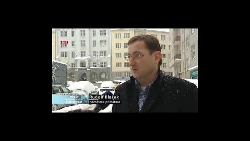 Video Rozhovor s náměstkem pražského primátora Rudolfem Blažkem