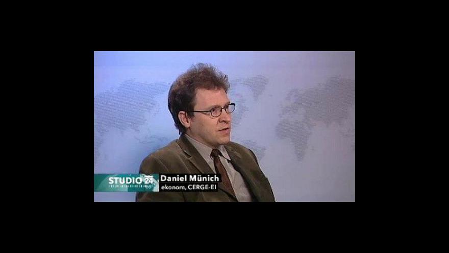 Video Komentář Daniela Münicha