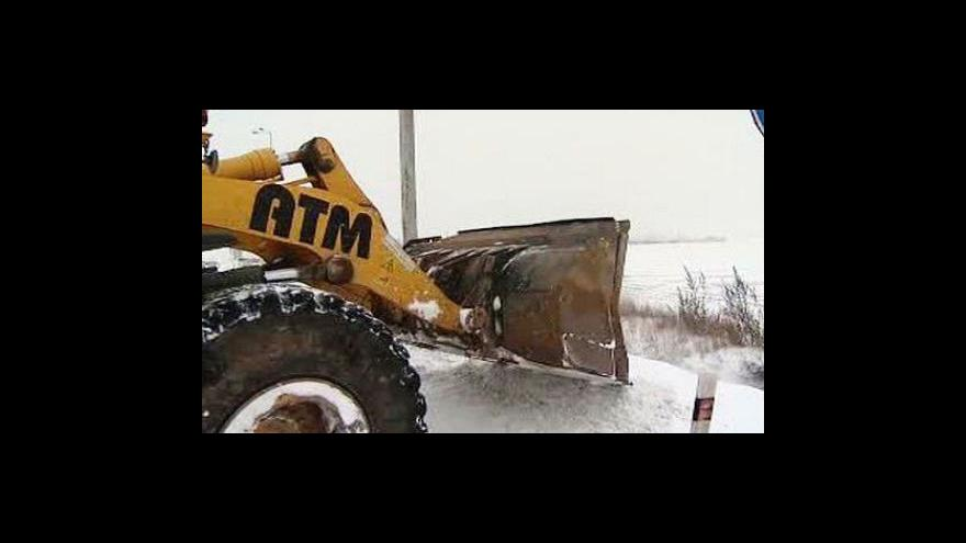 Video Česko pod sněhem