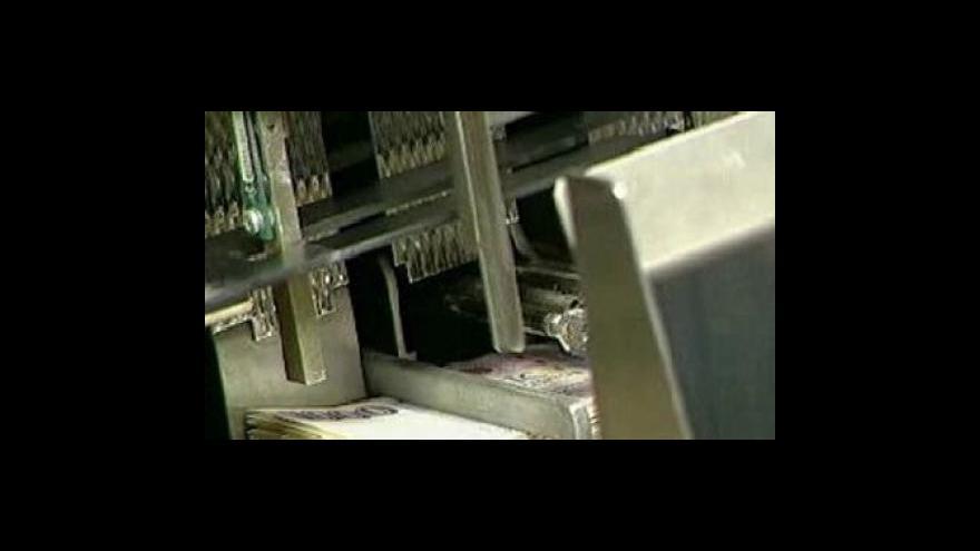 Video Reportáž ke státnímu dluhu