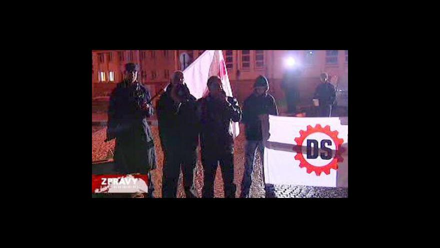 Video Dělnická strana je opět před soudem