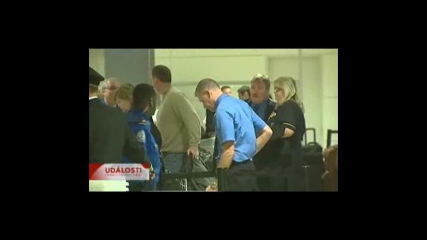 Video Na letištích se musí zpřísnit kontroly, míní Obama