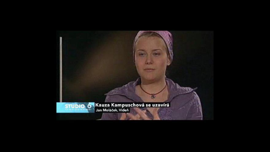 Video Vyšetřování únosu Kampuschové končí