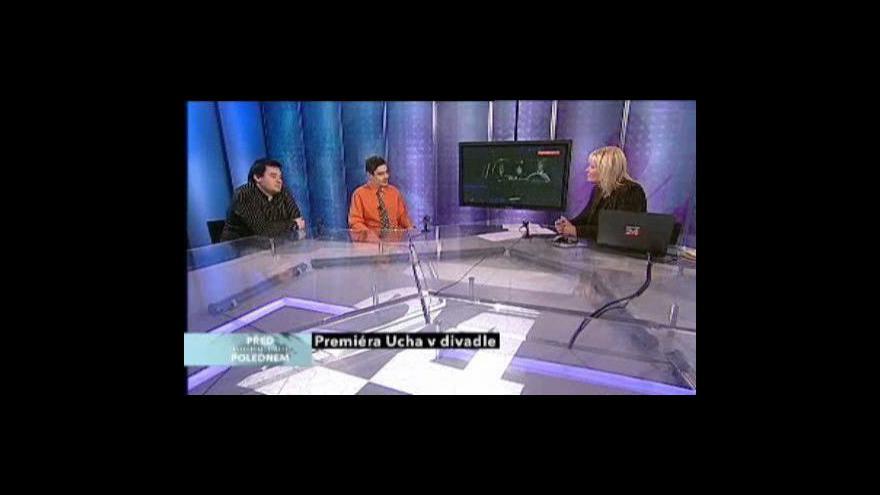 Video Rozhovor s Lukášem Burianem a Milanem Enčevem