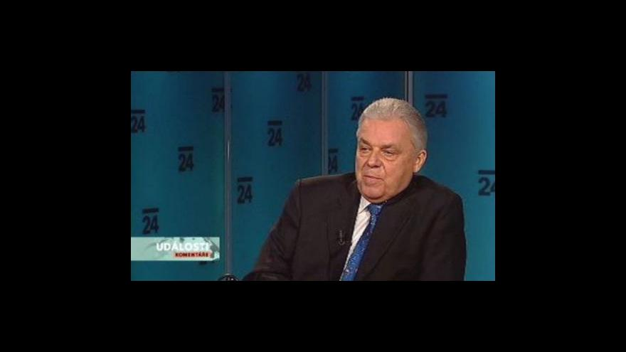 Video Rozhovor s Karlem Dobešem