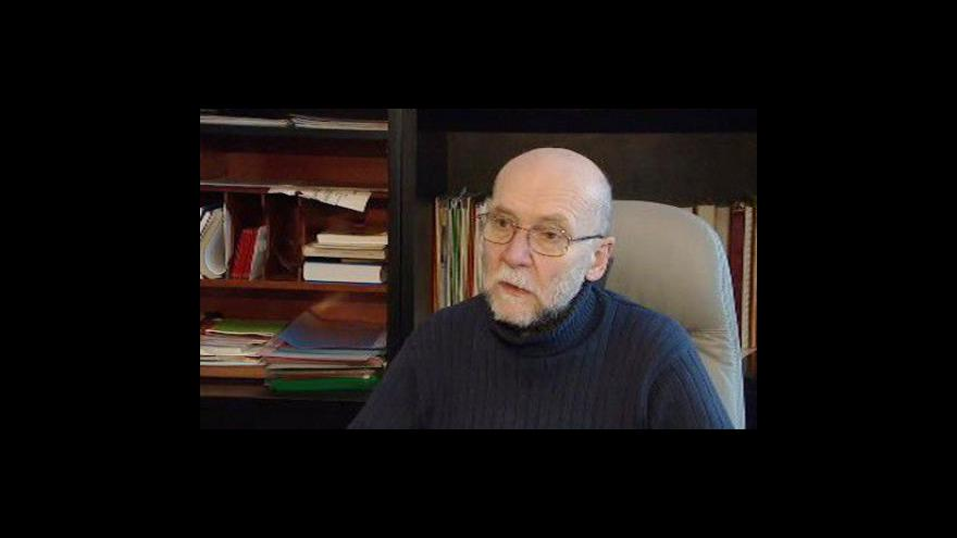 Video Reportáž Edity Horákové a Richarda Samka