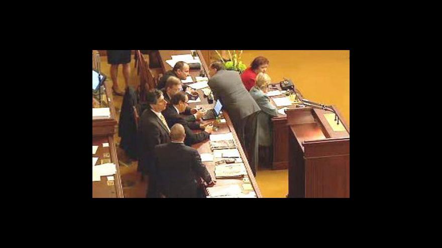 Video Vláda se zaměří na výběrové komise k veřejným zakázkám