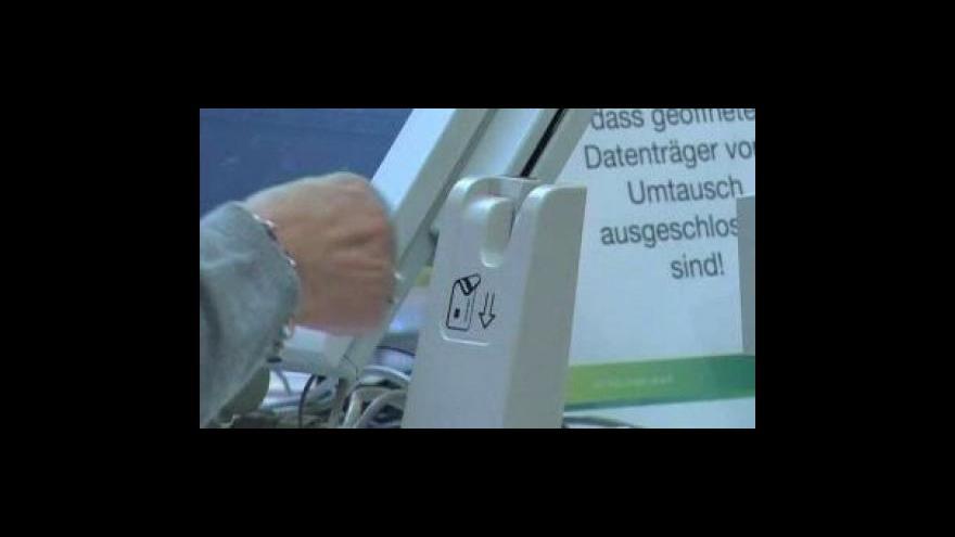 Video Německé karty