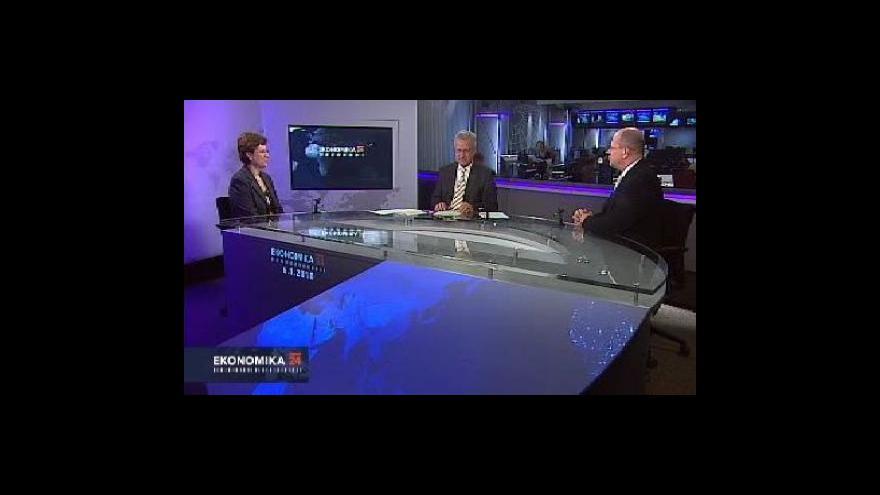 Video Rozhovor s Danou Trezziovou a Petrem Kuželem