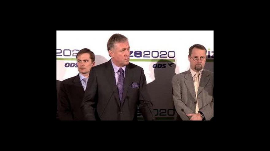 Video Brífink ODS k Vizi 2020