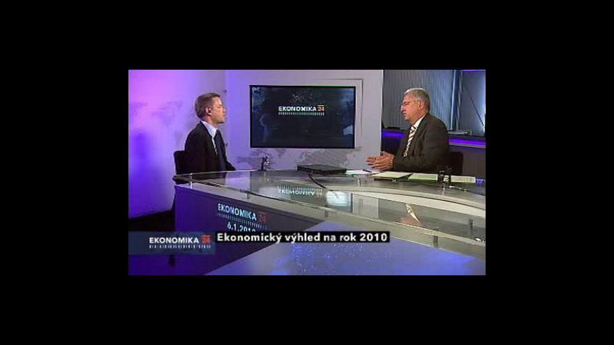 Video Rozhovor s hlavním ekonomem Saxo Bank Christianem Blaabjergem