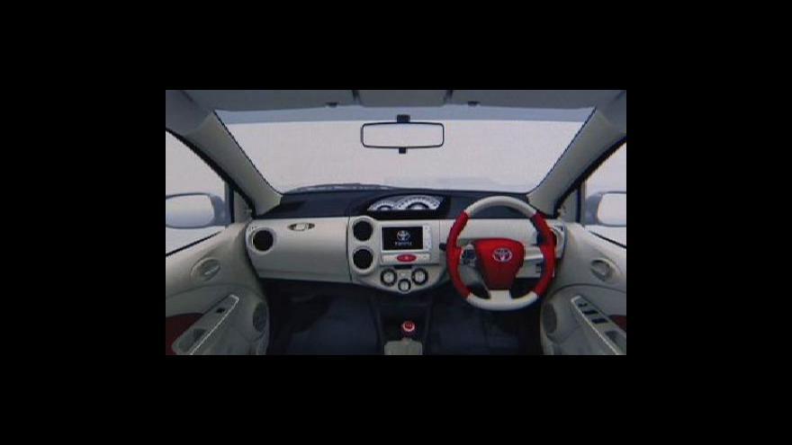 Video Toyota představila nový sedan pro indický trh