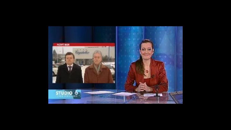 Video Rozhovor s Jiřím Huderou a Františkem Kuricem