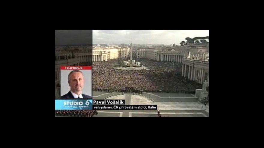 Video Rozhovor s Pavlem Vošalíkem
