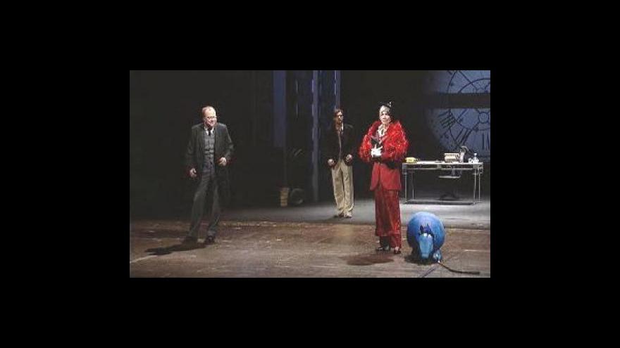 Video Rozhovor s Martinem Stropnickým a Kristinou Váňovou