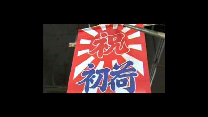 Video Aukce tuňáků v Japonsku