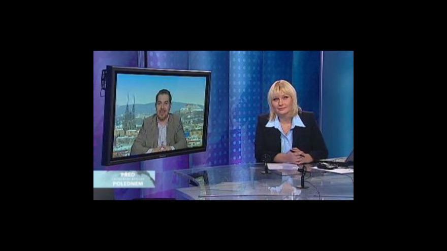 Video Před polednem o vraždě bulharského novináře