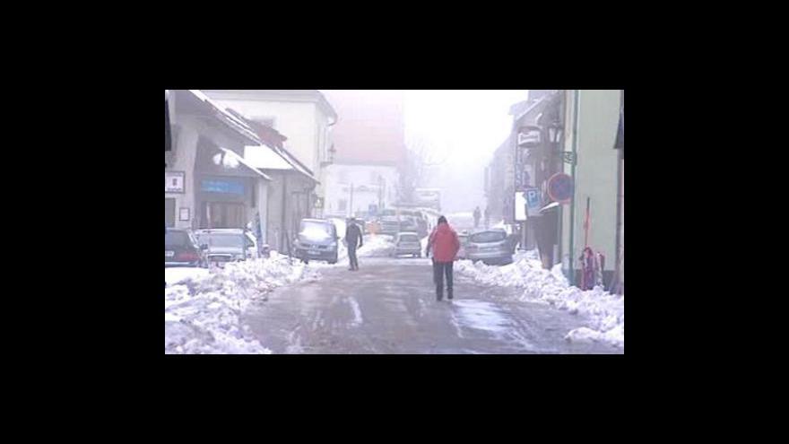 Video Reportáž Antonína Bruštíka a Zdeňka Soukupa