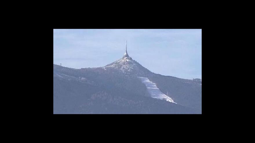 Video Lyžařské areály reagují na (ne)dostatek sněhu