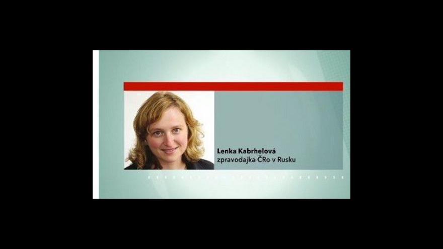 Video Telefonát Lenky Kabrhelové