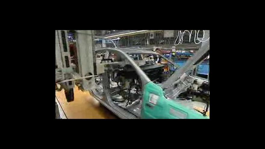 Video Automobilky v Česku si mnou ruce