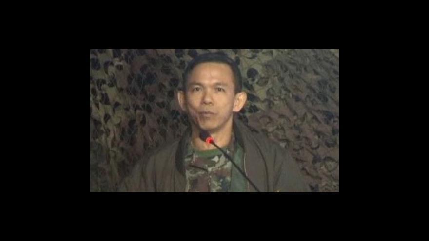 Video Thajsko odsunuje uprchlíky