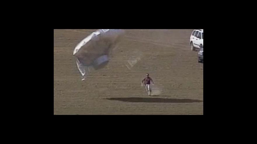 Video Rodiče chlapce z balonu dostanou trest