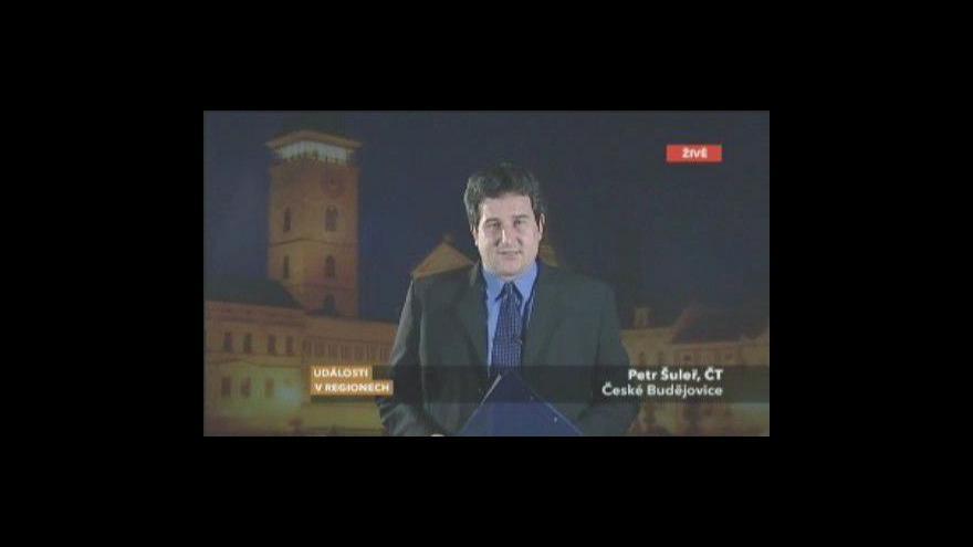 Video Reportáž a vstup Petra Šuleře