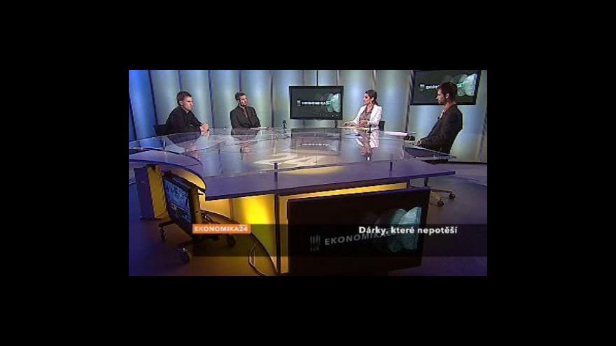 Video Studio s Václavem Benešem, Tomášem Vozábem a Michalem Kebortem