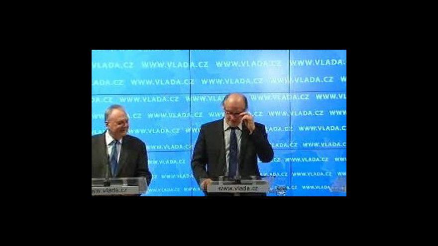 Video Brífink Michaela Kocába k integraci Romů