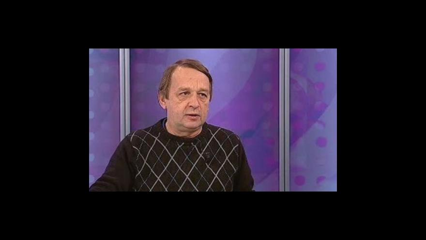 Video Libor Dvořák hostem Studia 6