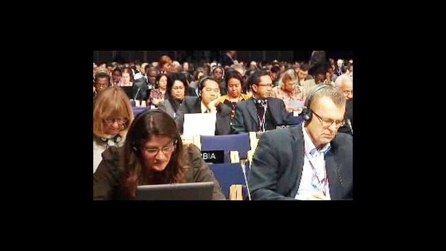 Video Závěr summitu v Kodani