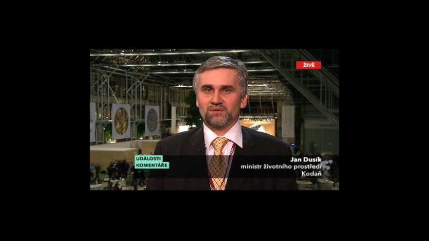 Video Rozhovor s Janem Dusíkem