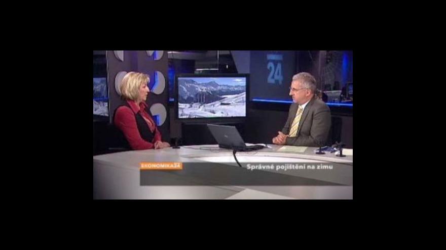 Video Rozhovor s Marcelou Kotyrovou