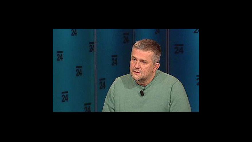 Video Rozhovor s Davidem Vaňkem