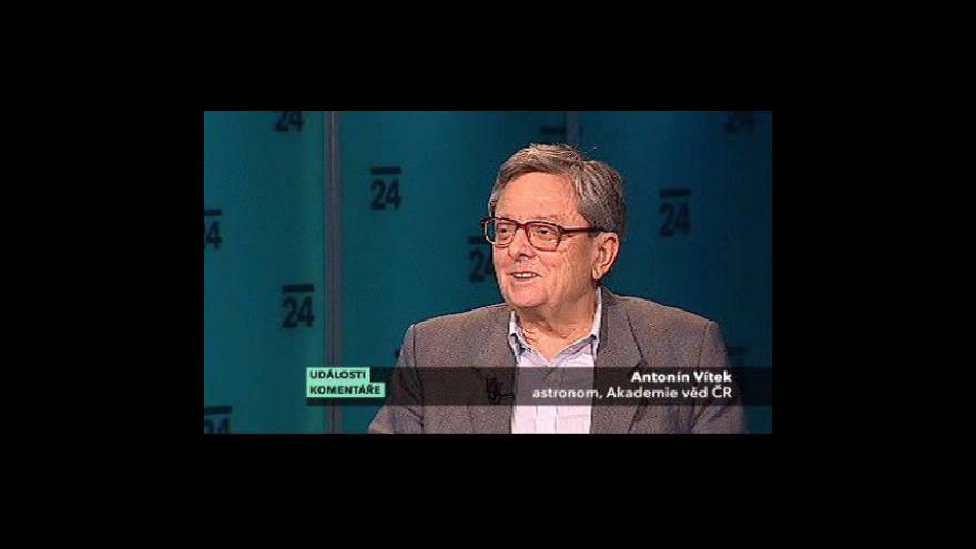 Video Rozhovor s Antonínem Vítkem